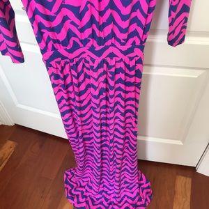 Lilly Pulitzer Dresses - Lilly Pulitzer S Nigella Maxi Dress